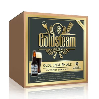 Yukon Brewing Olde English Ale Extract Beer Kit