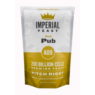 A09 Pub Ale Imperial Yeast