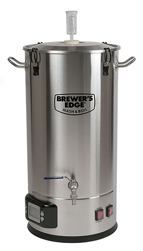 Brewer's Edge Mash & Boil Fermentation