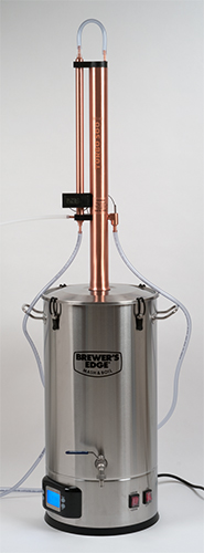 Brewer's Edge Mash & Boil Turbo 500 Still Condenser