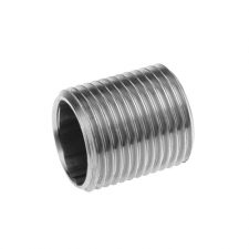 Stainless Steel Parallel Nipple