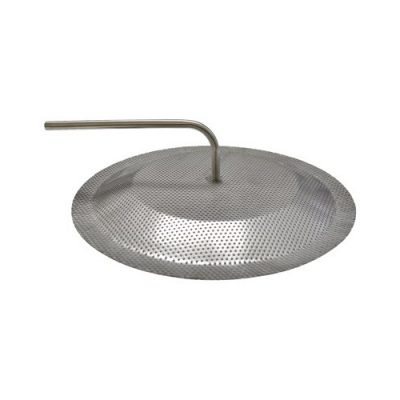 "11"" Stainless Steel Sanke False Bottom"