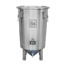 Ss BrewTech 7 Gallon Brew Bucket Brewmaster Edition