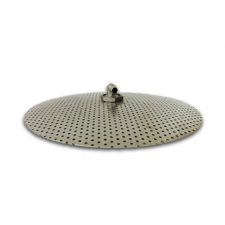 "9"" Stainless Steel Domed False Bottom"