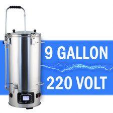 9 Gallon BrewZilla All Grain Electric Brew System 220V