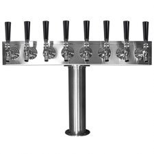 Taprite 8 Faucet Beer Tower