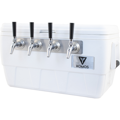 Marine Ultra Cooler Four Tap Jockey Box