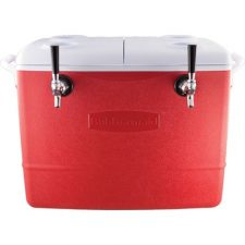 Rubbermaid Dual Tap Jockey Box