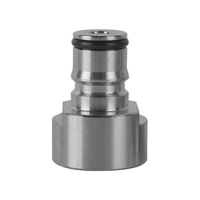 Sanke to Ball Lock Keg Connector Gas Post