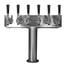 Taprite 6 Faucet Beer Tower