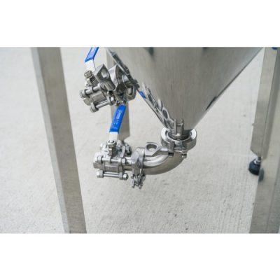 Ss Brewtech 7 Gallon Chronical Port Elbow
