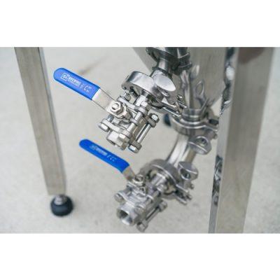 Ss Brewtech 7 Gallon Chronical Ports