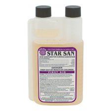 Star San No Rinse Sanitizer 16 oz Bottle
