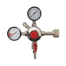 Fermentap Dual Gauge CO2 Regulator