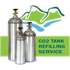 CO2 Tank Refilling Service