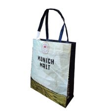 Canada Malting Munich Malt Recycled Beer Grain Tote Bag