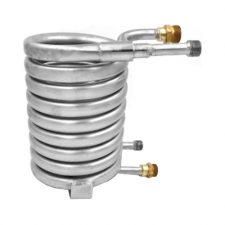 Stainless Steel Counterflow Wort Chiller
