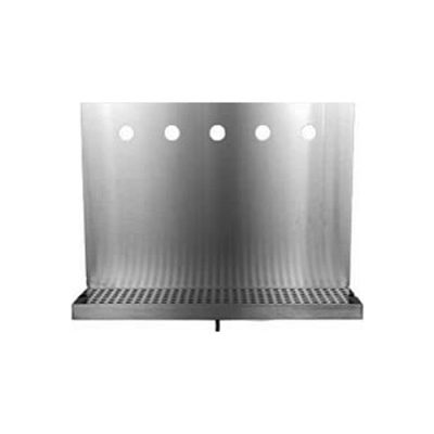 Stainless Steep 5 Tap Hanging Drip Tray