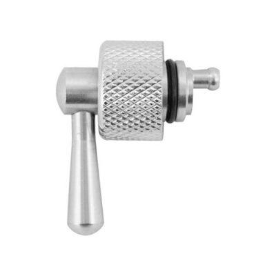 Intertap Flow Control Faucet Lever