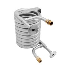 "Stainless Steel Counterflow Wort Chiller 1.5"" TC"